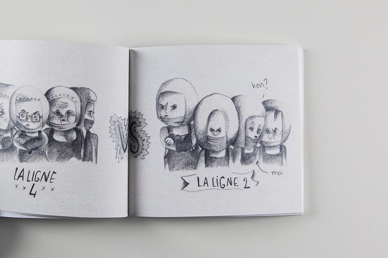 dindes-aux-brochettes-bande-dessinee-bd-histoire-guerre-camp-usine-caroline-chauveau-carre-carreaux-line
