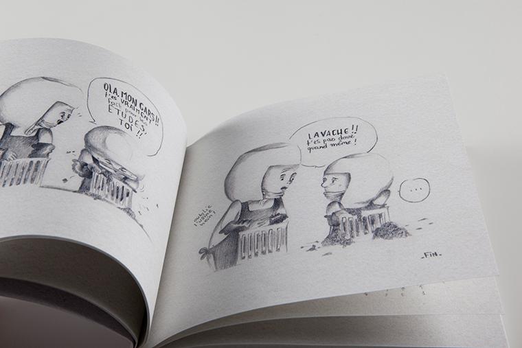 dindes-aux-brochettes-bande-dessinee-histoire-etudes-bd-usine-caroline-chauveau-carre-carreaux-line